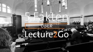 Thumbnail - Fünf Fakten über Lecture2Go